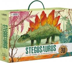Valentina Bonaguro Stegosaurus - Boek en 3D model