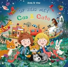 Rebo International b.v. , Op reis met Cas & Cato - zoekboek