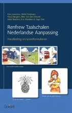Ellen Van den Heuvel Kino Jansonius  Mieke Ketelaars  Marja Borgers, Renfrew taalschalen Nederlandse aanpassing