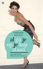 Marian  Keyes Al ga je op je kop staan