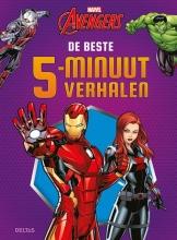 , Avengers De beste 5-minuutverhalen
