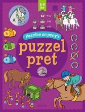 Annemie  BOSMANS Paarden en pony`s 6-8 jaar