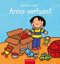 Kathleen  Amant Anna verhuist