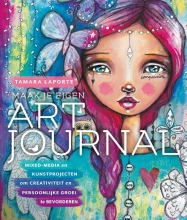 Tamara  Laporte Maak je eigen art journal