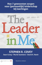 Stephen R.  Covey, Sean  Covey The leader in me