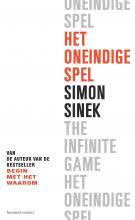Simon Sinek , Het oneindige spel