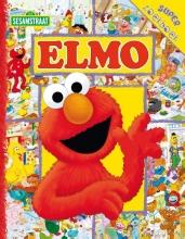 Sesame Workshop , Elmo`s Super Zoekboek