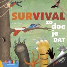 Ruben Prins , Survival, zo doe je dat