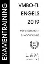 Arie G de Kovel , Examentraining Vmbo-tl Engels 2019