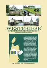Peter  Ruitenberg Westfriese spreukenkalender 2017