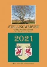 Stellingwarver Schrieversronte , Stellingwarver spreukekelender 2021
