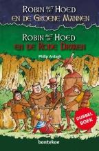 Philip  Ardagh Robin met de hoed dubbelboek