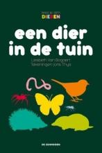Liesbeth Van Bogaert Een dier in de tuin