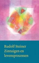 Rudolf Steiner , Zintuigen en levensprocessen