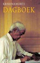 Jiddu  Krishnamurti Dagboek