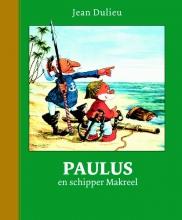 Jean  Dulieu Paulus de boskabouter Gouden Klassiekers Paulus en schipper Makreel