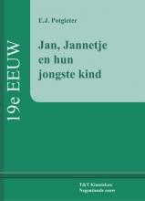 E.J. Potgieter , Jan, Jannetje en hun jongste kind