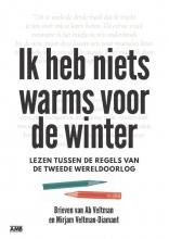 , Ik heb niets warms voor de winter
