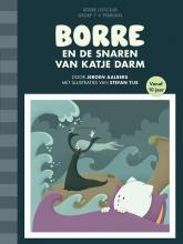 Jeroen  Aalbers Borre en de snaren van Katje Darm