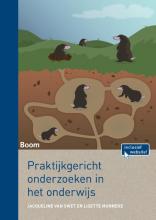 Jacqueline van Swet, Lisette  Munneke Praktijkgericht onderzoeken in het onderwijs