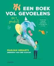 Deborah van der Schaaf Marjan Gerarts, Een boek vol gevoelens en 1 goudvis