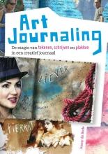 Jenny de Bode Art journaling