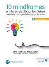 Klaus Zierer John Hattie, 10 mindframes om leren zichtbaar te maken