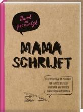 Invulboek  / Mama schrijft
