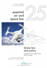 Dick van het Kaar Ronald Schnitker, Drone Law and Policy