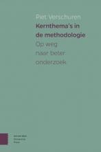 Piet Verschuren , Kernthema`s in de methodologie