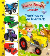 Nathalie  Beaumonst Machines op de boerderij
