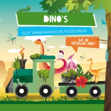 , Puzzeltrein Dino`s