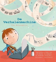 Tom  McLaughlin De verhalenmachine