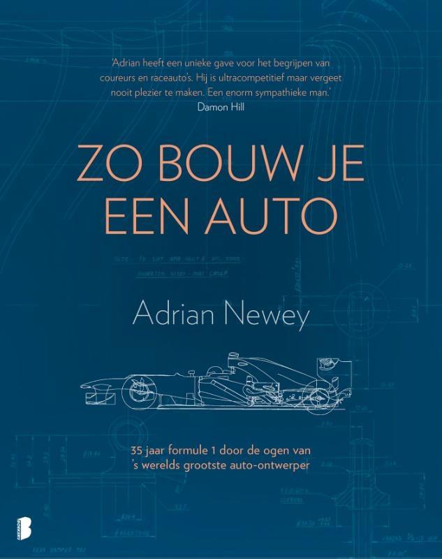 Adrian Newey,Zo bouw je een auto