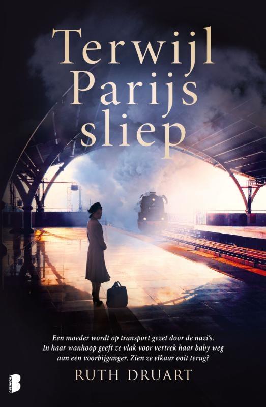 Ruth Druart,Terwijl Parijs sliep