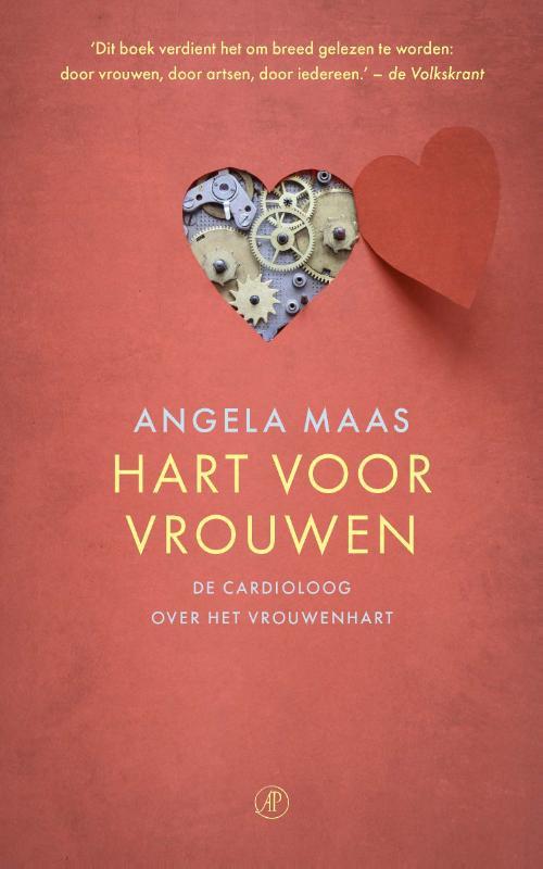 Angela Maas,Hart voor vrouwen