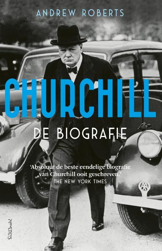 Andrew Roberts,Churchill