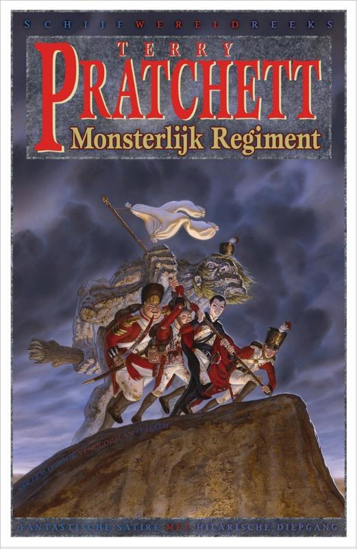 Terry Pratchett,Monsterlijk regiment