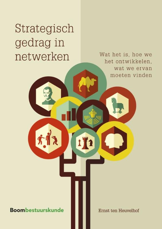 Ernst ten Heuvelhof,Strategisch gedrag in netwerken