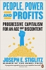 Joseph Stiglitz ,People, Power, and Profits