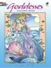 Noble, Marty,Goddesses Coloring Book