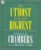 Chambers, Oswald,My Utmost for His Highest