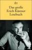 Kästner, Erich,Das große Erich Kästner Lesebuch