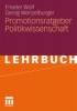 Wolf, Frieder,Promotionsratgeber Politikwissenschaft