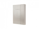 ,notitieboek Sigel Conceptum Glam hardcover A6               magneetsluiting Champagne