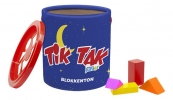 ,BABOS010 - TIK TAK - BLOKKENTON