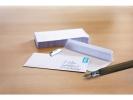 ,dienstenvelop Raadhuis 110x220mm DL (EA5/6) wit met         plakstrip doos a 500 stuks