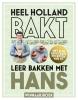Hans  Spitsbaard ,Heel Holland Bakt - Leren bakken met Hans