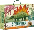 <b>Valentina  Bonaguro</b>,Stegosaurus - Boek en 3D model