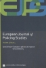 <b>Antoinette  Verhage</b>,European Journal of Policing Studies - Changes in policing to improve service delivery